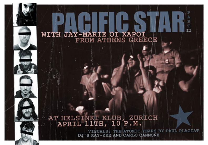 Arbeiten Referenzen Pacific Star