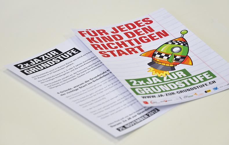 Arbeiten Rubriken Kampagne Verein Chance Volksschule