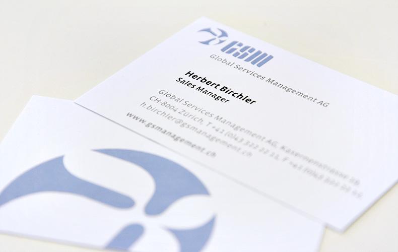 Arbeiten Rubriken Identität Global Services Management AG