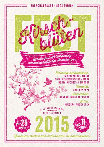 Arbeiten Referenzen Kirschblütenfest