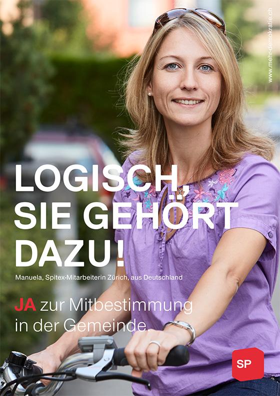 Arbeiten Rubriken Kampagne SP Kanton Zürich Mitbestimmungskampagne