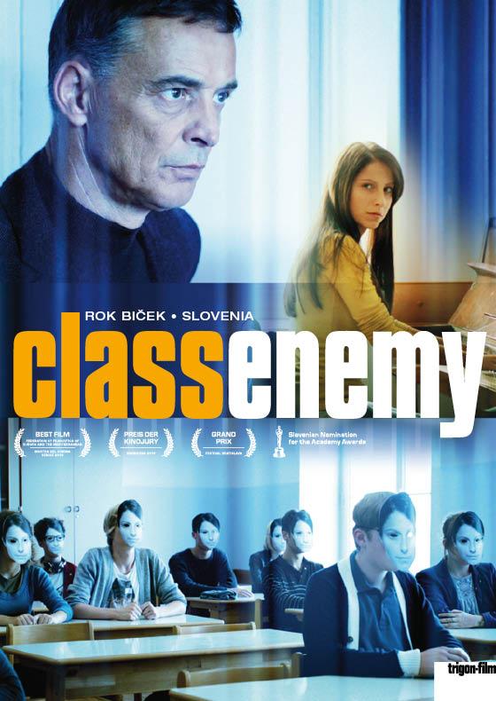 Arbeiten Referenzen trigon Filmplakat Class Enemy