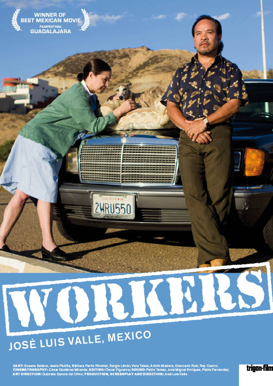 Arbeiten Referenzen trigon Filmplakat Workers