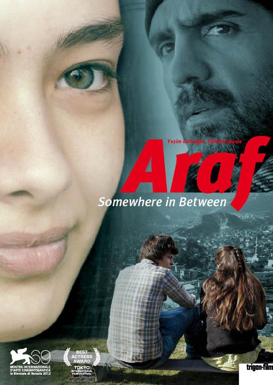 Arbeiten Referenzen trigon Filmplakat Araf