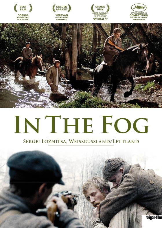 Arbeiten Referenzen trigon Filmplakat In The Fog