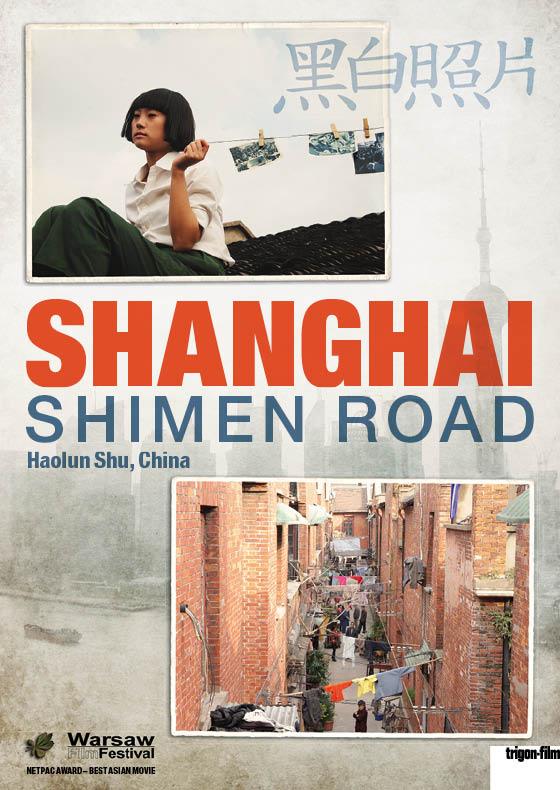 Arbeiten Referenzen trigon Filmplakat Shanghai Shimen Road