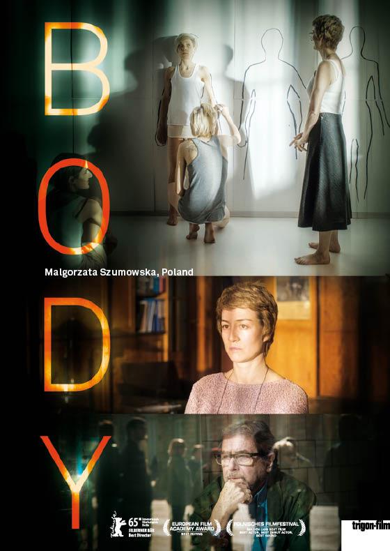 Arbeiten Referenzen trigon Filmplakat Body