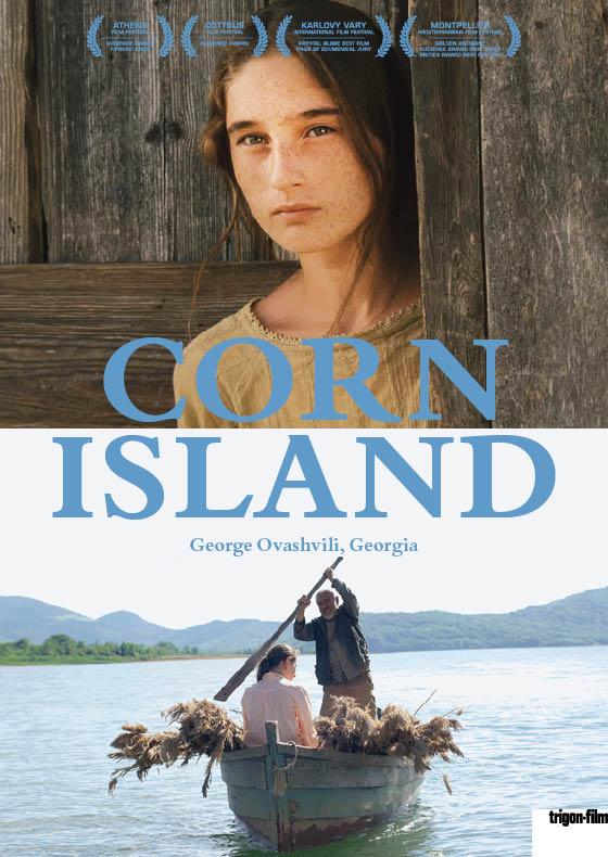 Arbeiten Referenzen trigon Filmplakat Corn Island