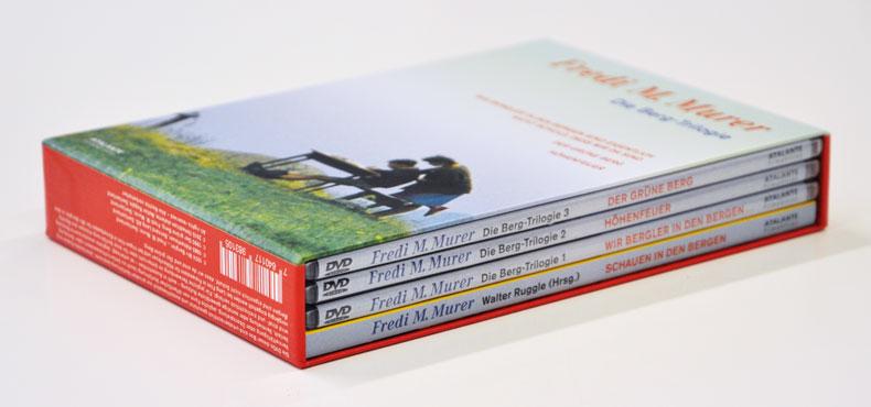 Arbeiten Referenzen Verpackung trigon Fredi Murer Box