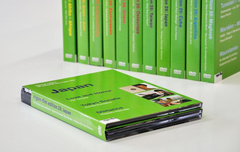 Arbeiten Referenzen Verpackung trigon Jubiläumsboxen