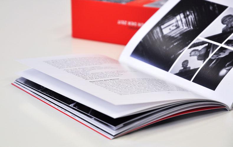 Arbeiten Referenzen Verpackung trigon Tarkowski Box
