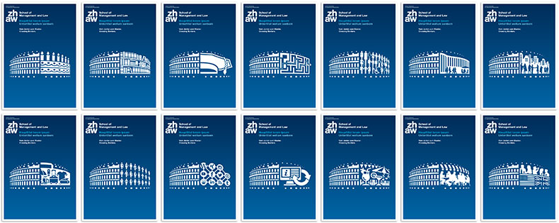 Arbeiten Referenzen ZHAW Zürcher Hochschule für Angewandte Wissenschaften